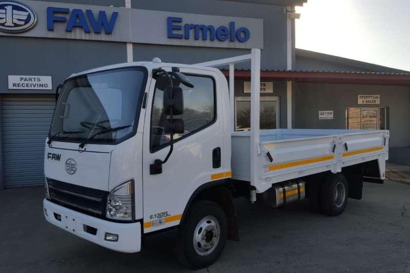 FAW Dropside trucks FAW 6.130 3.5 Ton 2020