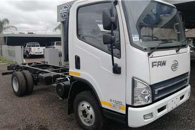 FAW FAW 6.130 FL Dropside / Drop Side / Chassis Dropside trucks