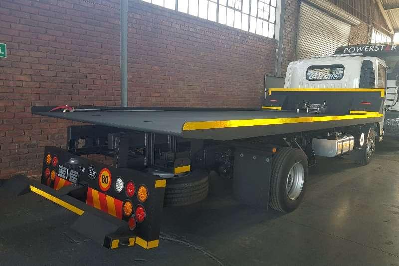 2021 FAW  FAW 8.1405ton Rollback