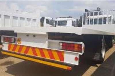 FAW 6.130 FL Flat Deck 3.5 Ton Flatbed trucks