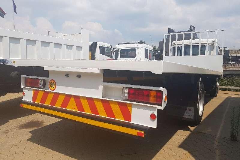 FAW Flatbed trucks 8.140 5ton flatdeck 2020