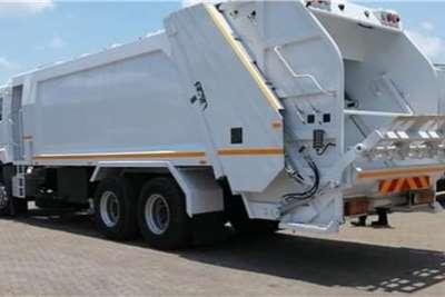 FAW 28.290 FL Refuse Compactor 21 Cube Garbage trucks