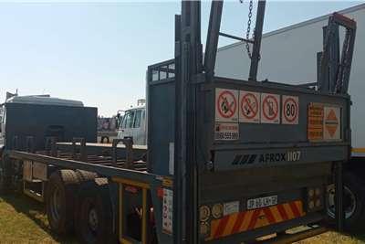 FAW MAN CLA 26:280   GAS BODY FOR SALE Gas cylinder trucks