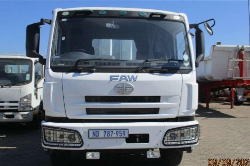 FAW FAW 16 240 8000 LITRE HONEY SUCKER Honey sucker trucks