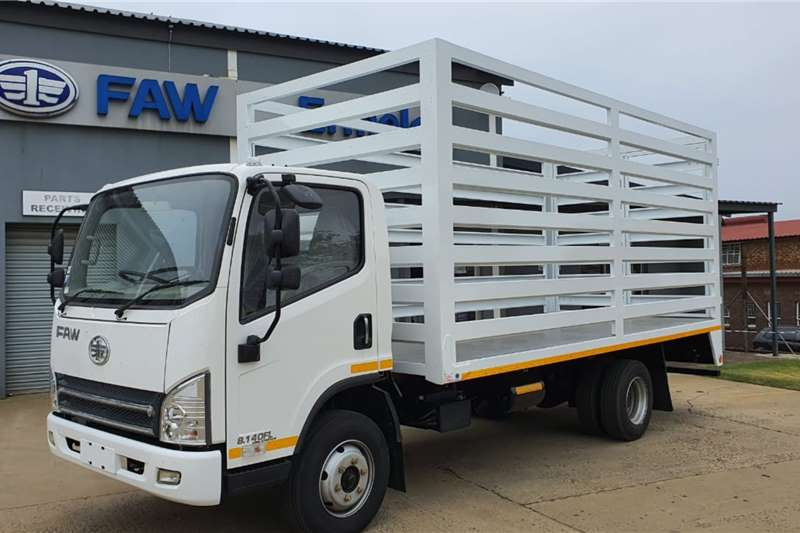 FAW 5 Ton Tyre Body, Day Cab, Aircon, Radio with USB Other trucks