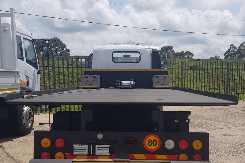 FAW Rollback Trucks 8.1405ton Rollback 2020