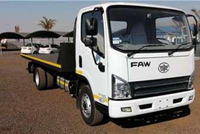 FAW 8 140 FL 5Ton Rollback Complete Rollback trucks