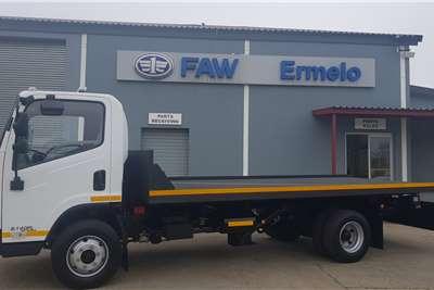 FAW 8.140 FL Rollback (Incl PTO) Rollback trucks