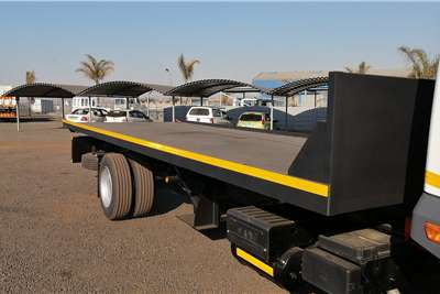 FAW FAW 15.180 FL 8Ton Roll Back Rollback trucks