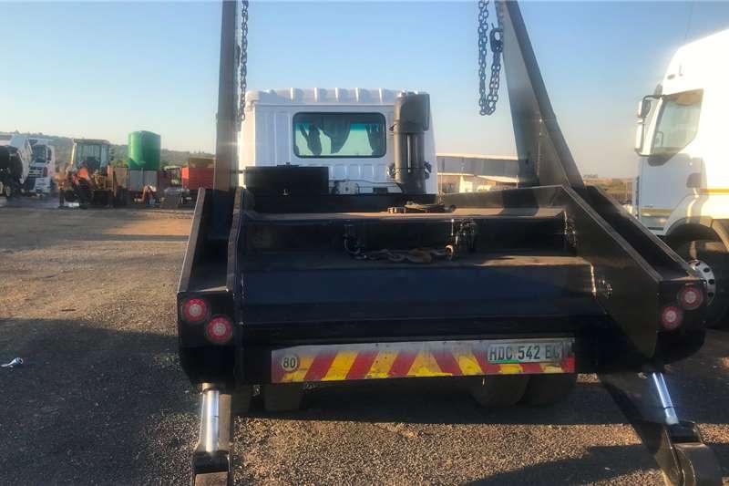 FAW 16.240 FD SKIPLOAD Skip bin loader trucks