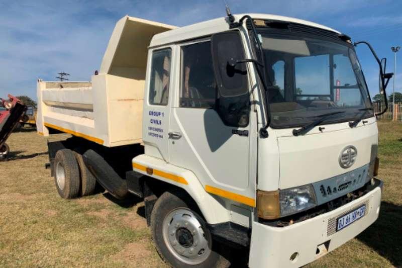 FAW Tipper trucks 15.180 2011