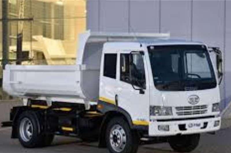 FAW Tipper trucks 15.180 6m3 Tipper 2019