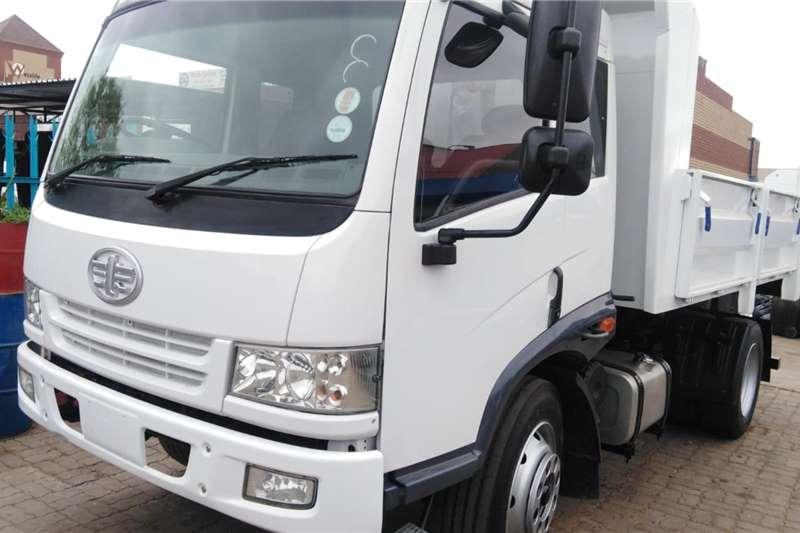 FAW 15.180 FD 6 CUBE TIPPER Tipper trucks