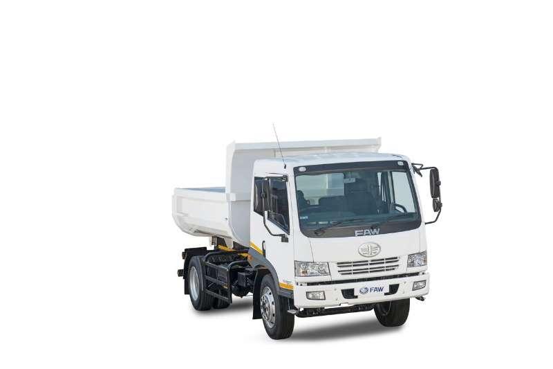 FAW Tipper trucks 15.180 FD/FT 6 Cube Tipper 2019