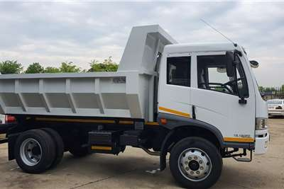 FAW 15.180 FD Tipper 6 cube (Incl PTO) 8 Ton Tipper trucks
