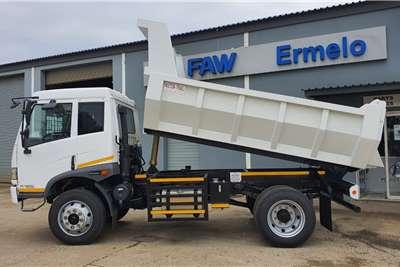 FAW 6Cube Tipper 15.180FD 4x2 Tipper trucks