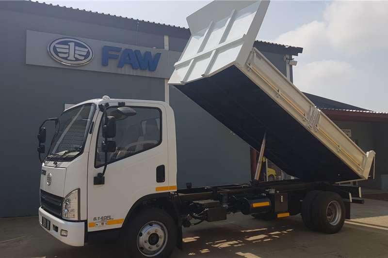 FAW 8.140 FL 3 Cube Tipper (Incl PTO) Tipper trucks