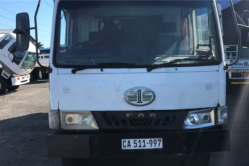 FAW CA15 180F Tipper trucks