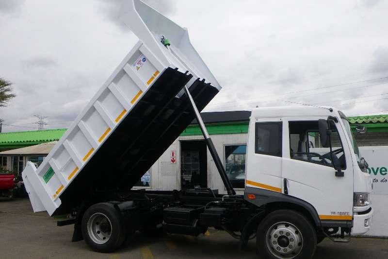 FAW Tipper trucks FAW 15.180 FD/FT 4x2 6 Cube Tipper 2020