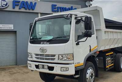 FAW FAW 15.180 FD Tipper 6 Cube (incl PTO) Tipper trucks