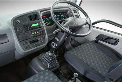 FAW FAW 15.180FD Tipper 6m3 (Incl PTO) Tipper trucks