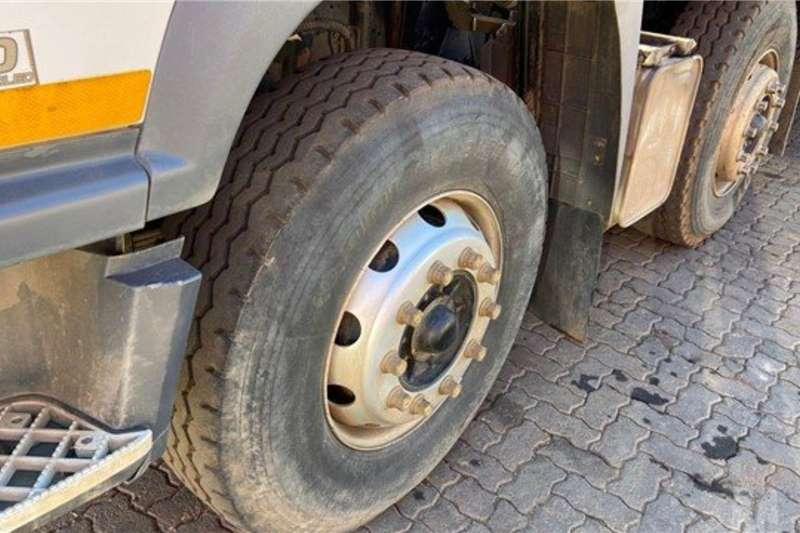 FAW FAW 35.340FD Tipper Tipper trucks