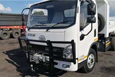 FAW FAW 6.130FL 3Cube Tipper /Combo Complete Tipper trucks