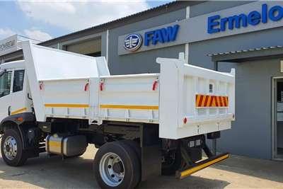 FAW FAW 6m3 Dropside Tipper 15.180 FD/FT 8 Ton Tipper trucks