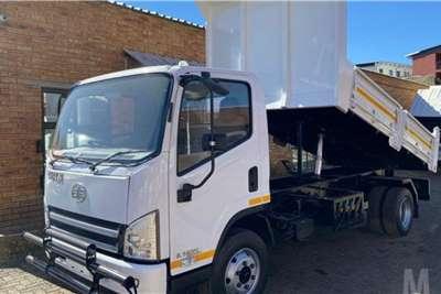 FAW FAW 8.140FL Tipper Tipper trucks