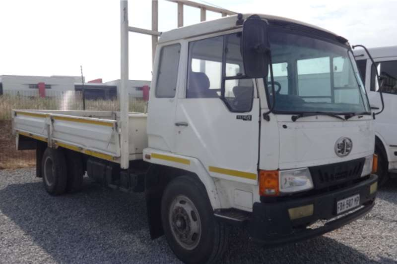 FAW Truck 11.140FL Drop Side 2009