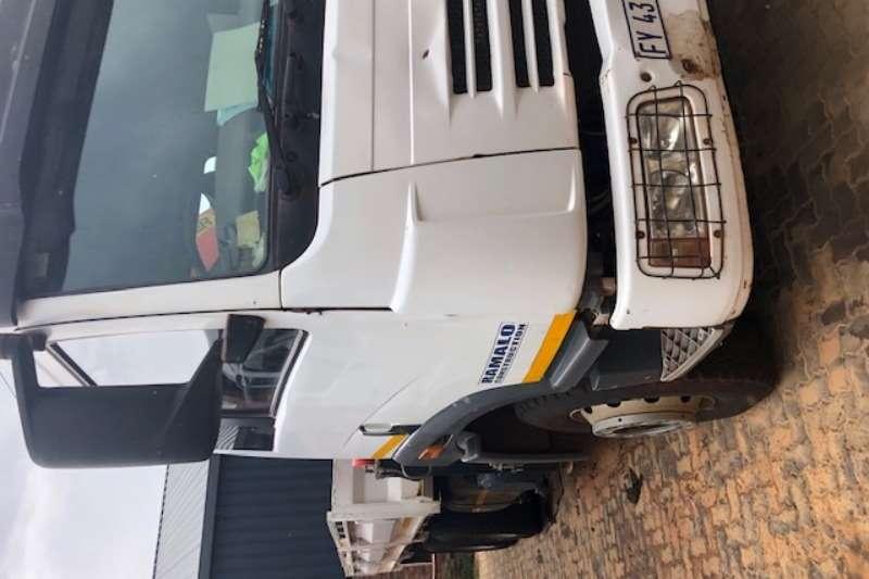 FAW Truck 14 Ton Ridgid Crane Truck 2017