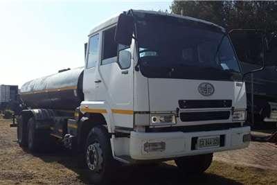FAW 14000L water tanker Truck