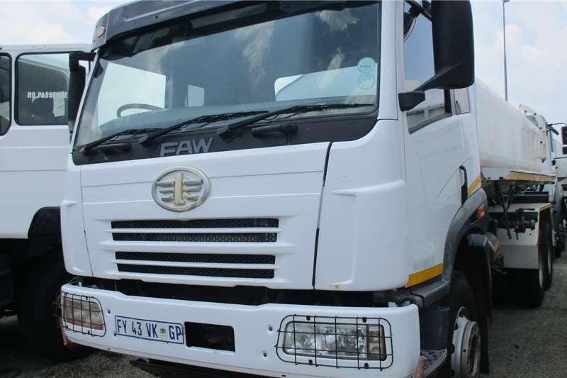 FAW Truck 16000 Ltr Water Tanker 2017