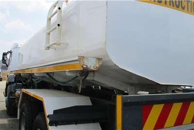 FAW 16000 Ltr Water Tanker Truck