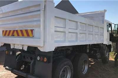 FAW 28 280 Tipper 10 cube Truck