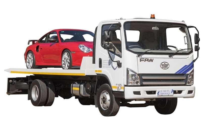 FAW Truck 8.140FL   Rollback 2019