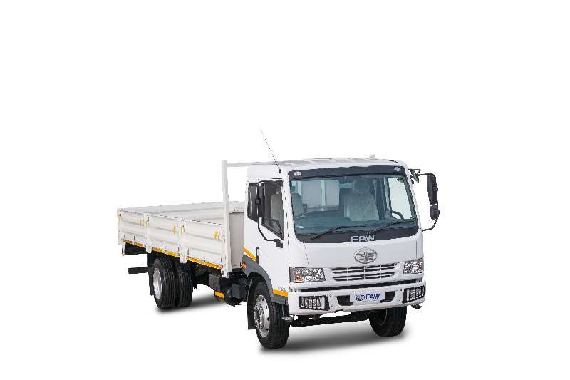 FAW Truck Chassis cab 15.180 FL 8 Ton 2019
