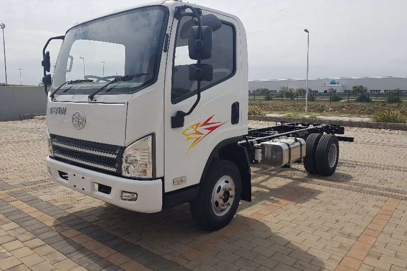 FAW Truck Chassis cab 6.130 3.5 Ton 2019