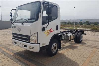 FAW Chassis cab 6.130 3.5 Ton Truck