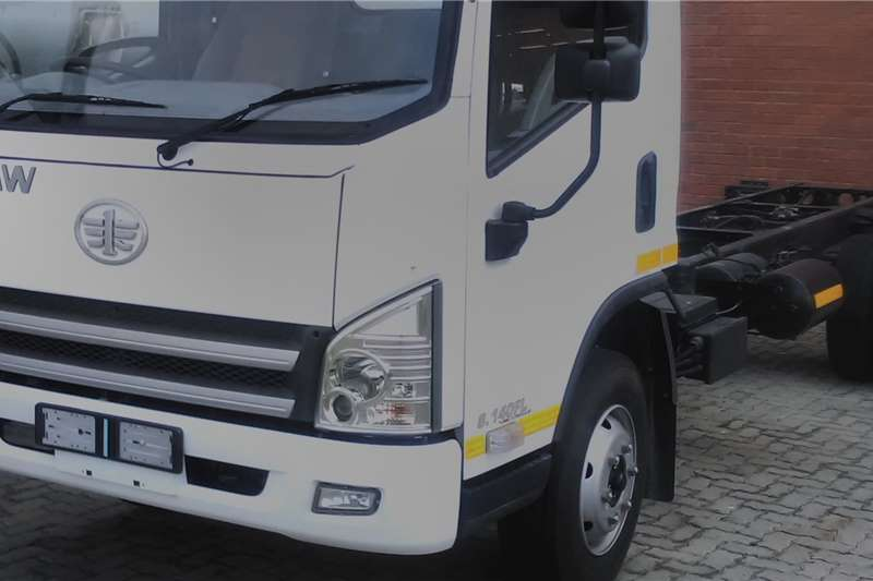 FAW Truck Chassis cab 8.140 Chassis/Cab
