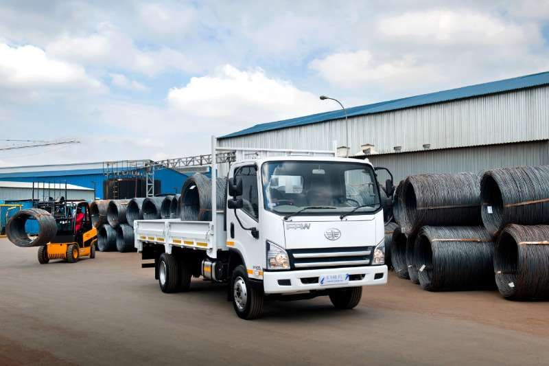 FAW Truck Chassis cab 8.140 FL 5 Ton 2019
