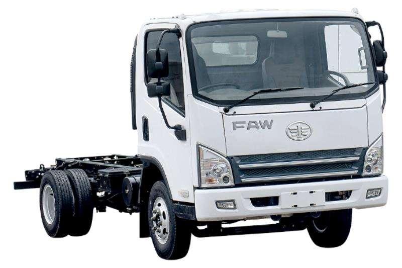 FAW Truck Chassis cab FAW 6.130 FL 4x2 FC 2020