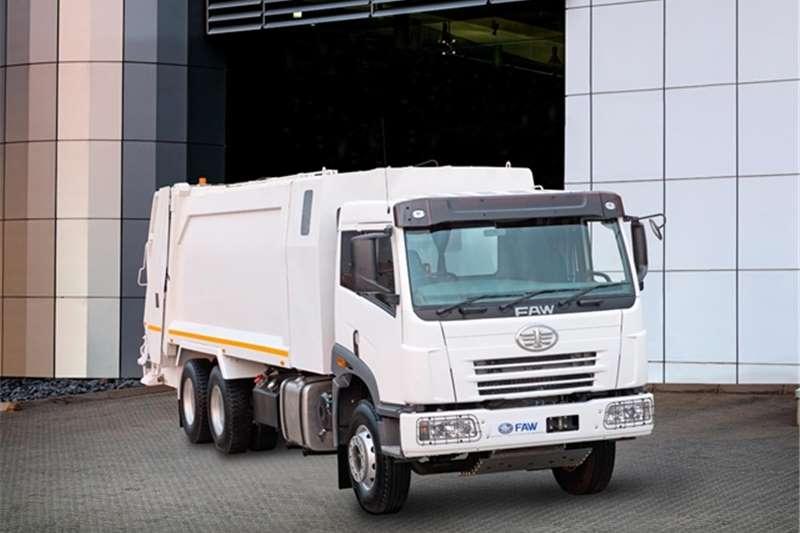 FAW Truck Compactor 28.330FL - 21m3 Compactor 2019