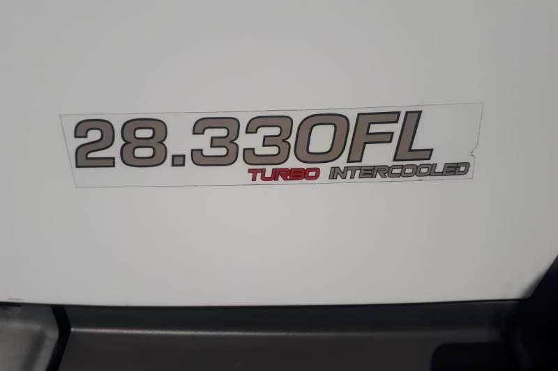 FAW Compactor FAW CA28330 FLS TURBO 19CUBE DUSTBIN COMPACTOR Truck