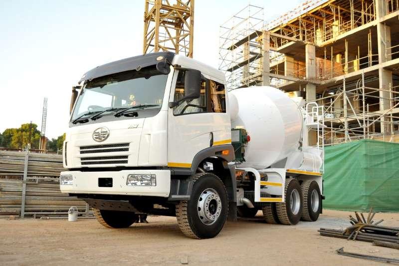 FAW Truck Concrete mixer 33.330 6 Cube 2019