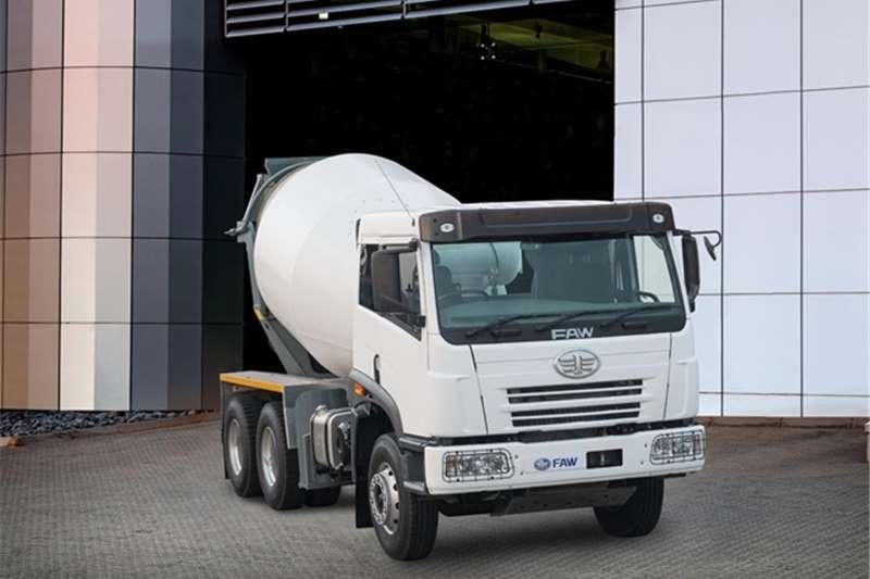 FAW Truck Concrete mixer 33.330FC   6m3 Mixer 2019