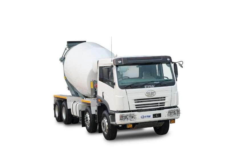 FAW Truck Concrete mixer 35.340 FC 8 Cube 2019