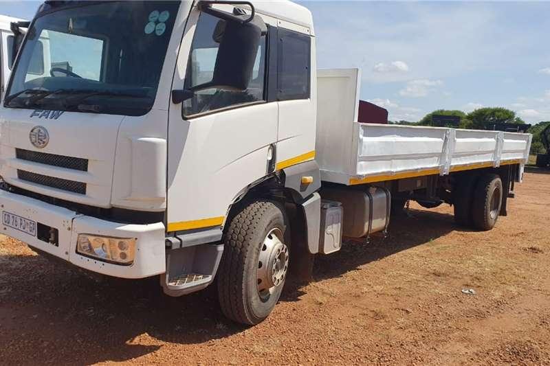 FAW Truck Dropside 2012 FAW DROPSIDE 8 TON 2012