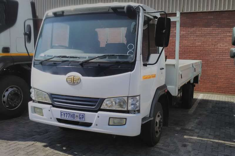 FAW Truck Dropside 7.130 drop side