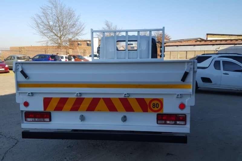 FAW Dropside FAW 6.130 3.5 Ton Truck